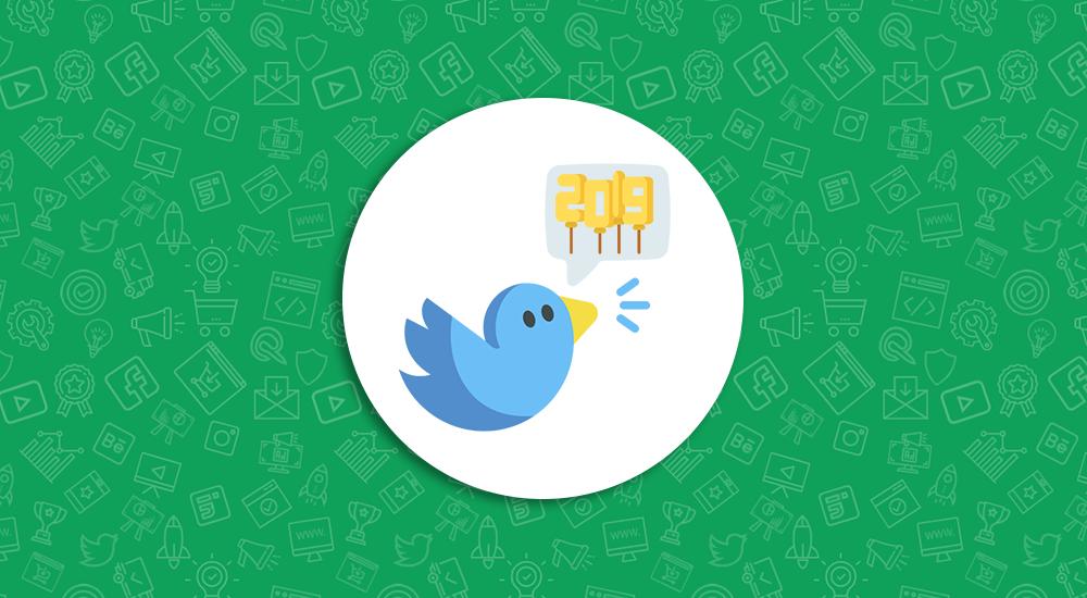 2019'un Twitter Değişiklikleri