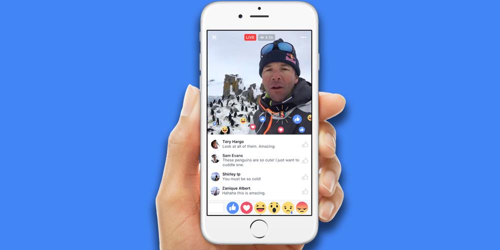 Sosyal Medya Pazarlama Nedir? Adım Adım Kılavuz : Facebook Live