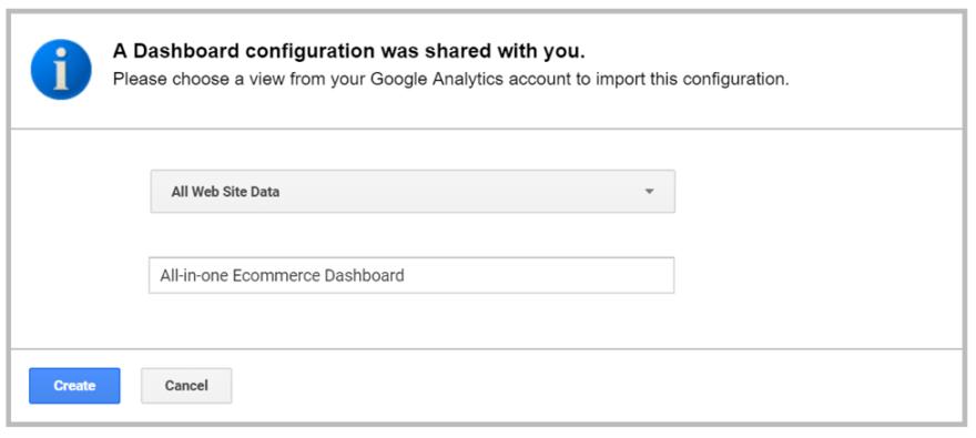 google analitik hesabı ve mülkü oluştur
