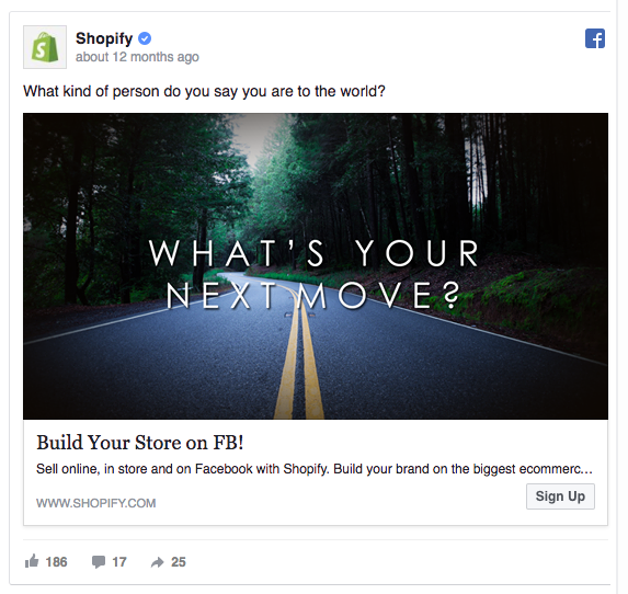 Shopify içerik pazarlama