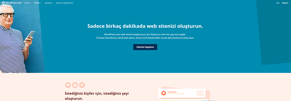 en iyi web site kurulum platformu karsilastirmali wordpress