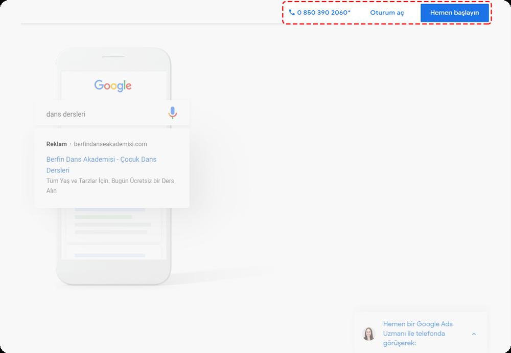 Google Ads Hesabı Nasıl Oluşturulur?