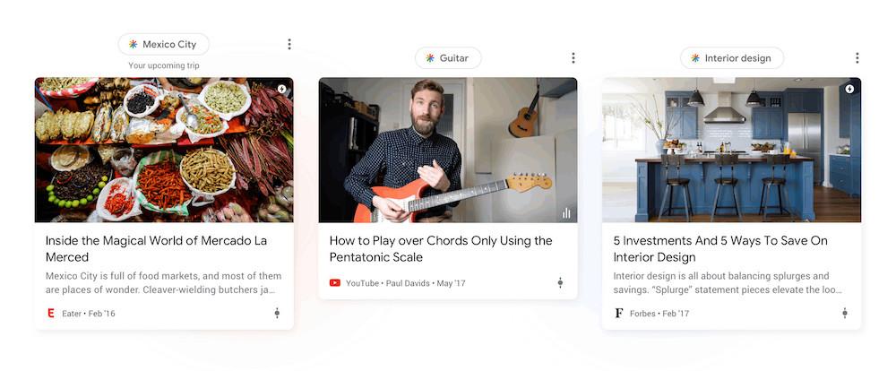 google discover 2