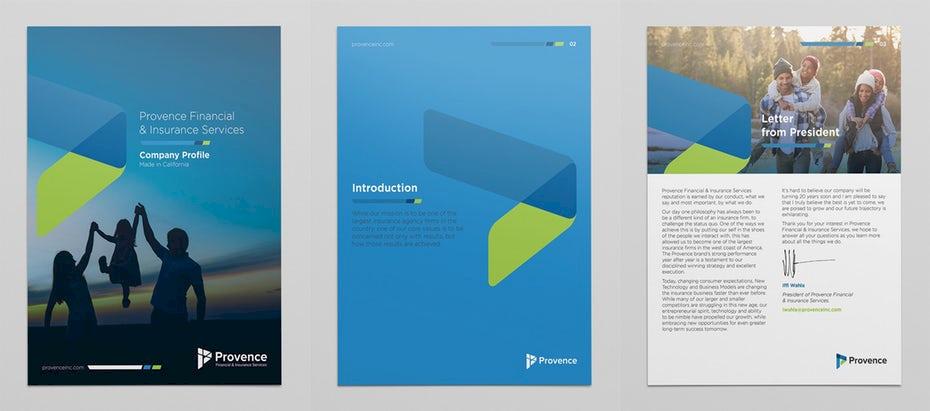Reklam ve pazarlama grafik tasarım