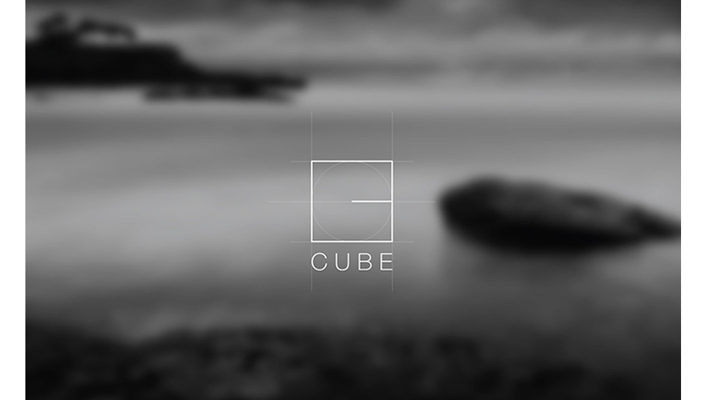 cube logo tasarım