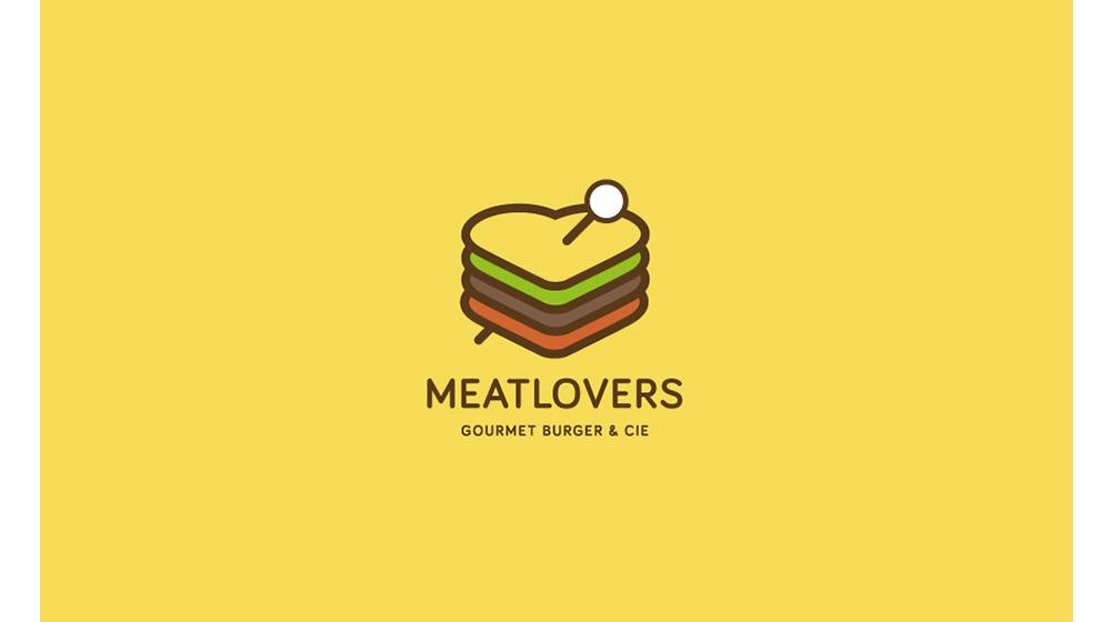 meatlovers logo tasarım