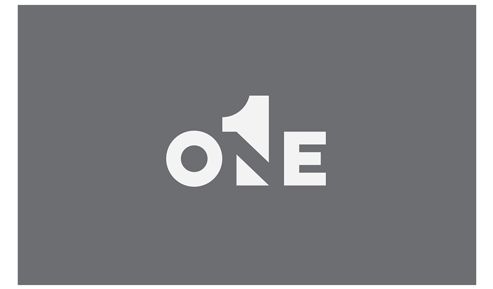 one 1 logo