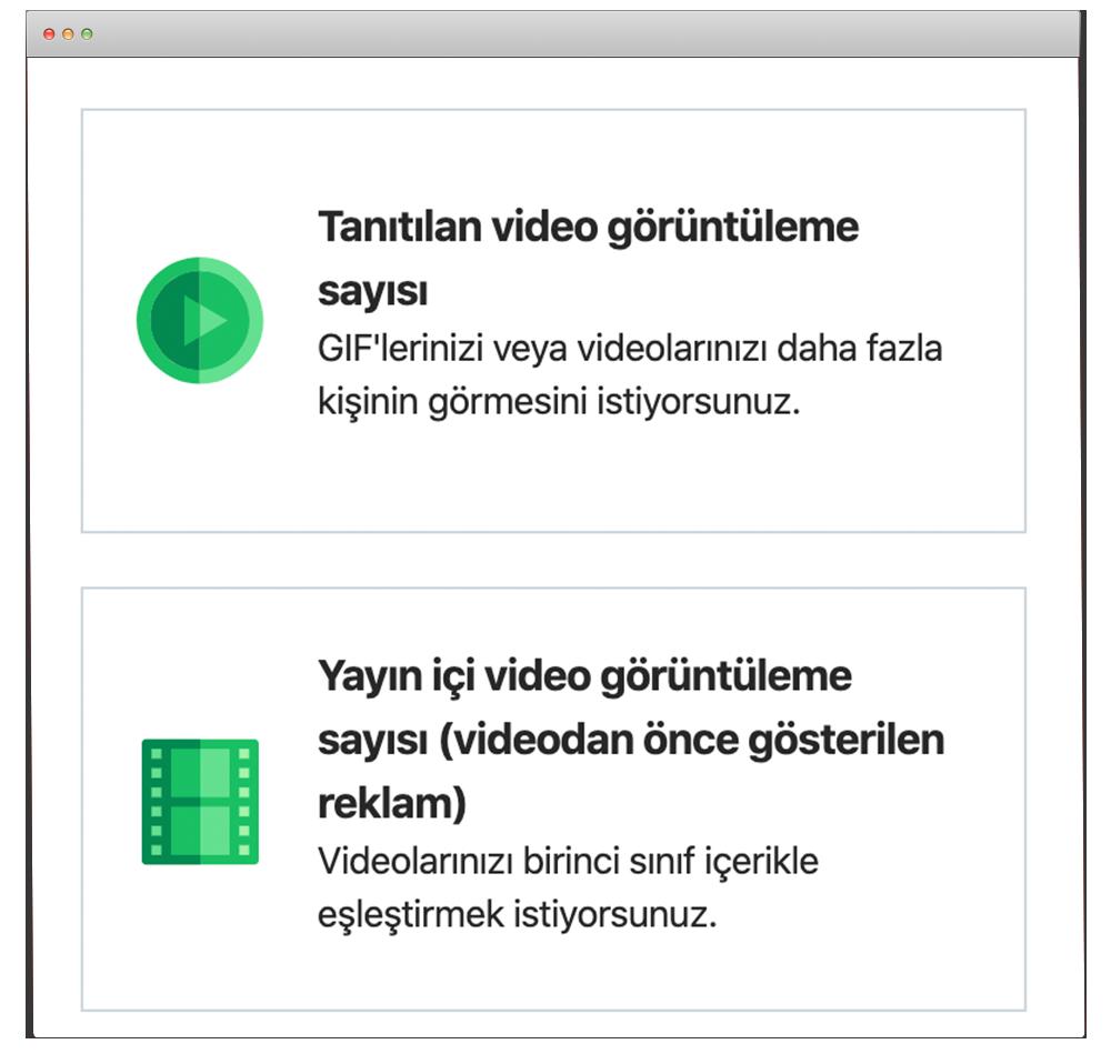 video reklamları